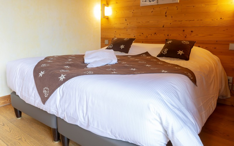 Room for stays in family in Haute-Savoie